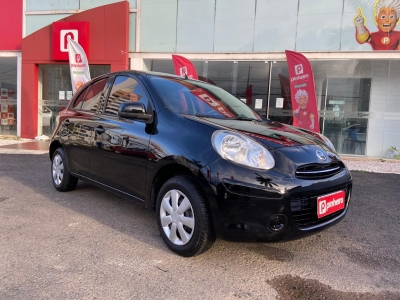 NISSAN MARCH 1.0 S MANUAL FLEX
